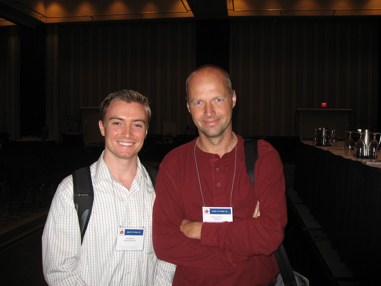 Markus Beissinger + Sebastian Thrun